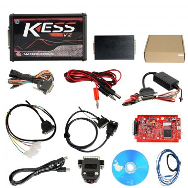 Kess V2 Master Red PCB European Version