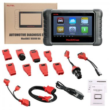 Autel Maxidas DS808 Diagnostic Tool