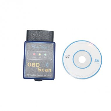 ELM327 Vgate Scan Advanced OBD2 Bluetooth Scan Tool(Support Andr