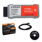 VXDIAG VCX NANO for Ford/Mazda 2 in 1