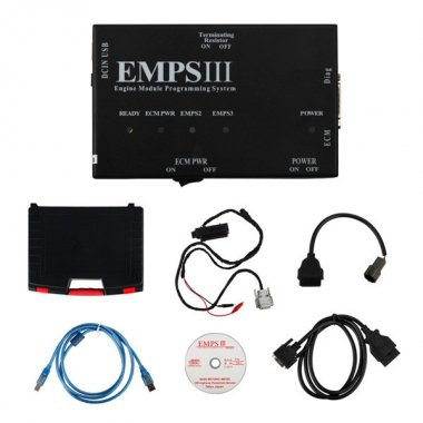 EMPSIII Programming Plus For ISUZU Trucks