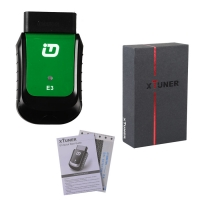 XTUNER E3 Wireless OBDII Diagnostic Tool