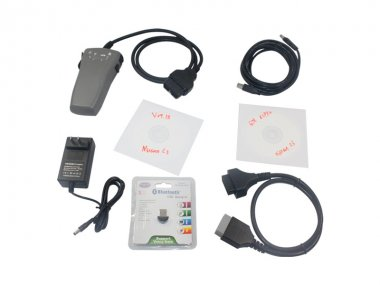 Nissan CONSULT 3 scanner without Bluetooth