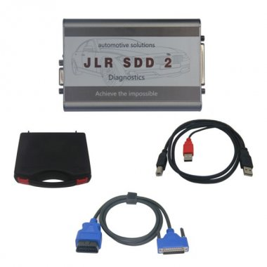 JLR SDD2 for Landrover and Jaguar