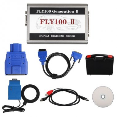 FLY100 G2 HONDA Scanner FULL VERSION