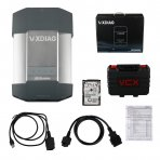 VXDIAG MULTI Diagnostic Tool For Porsche Piwis Tester II LAND R