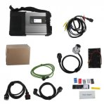 MB SD Connect C5 Star Diagnosis with WIFI for Cars and Trucks